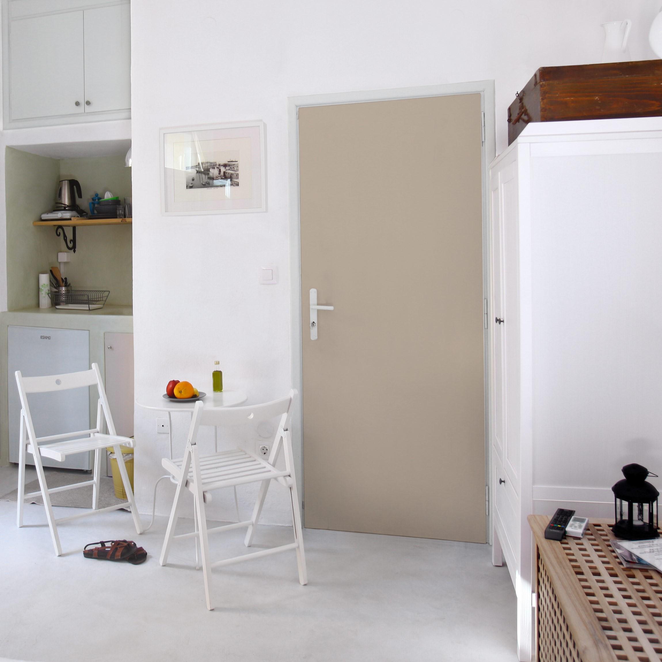 m belfolie beige einfarbig macchiato pastell klebefolie f r m bel. Black Bedroom Furniture Sets. Home Design Ideas