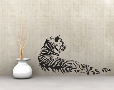 Product picture Wall Decal no.UL170 Tiger