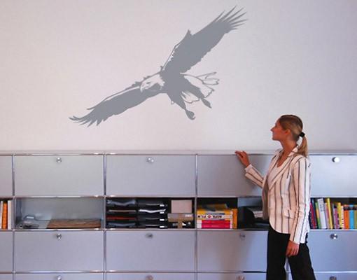 Immagine del prodotto Adesivo murale no.340 eagle
