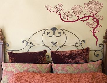 Produktfoto Wall Decal no.SF174 frangipani