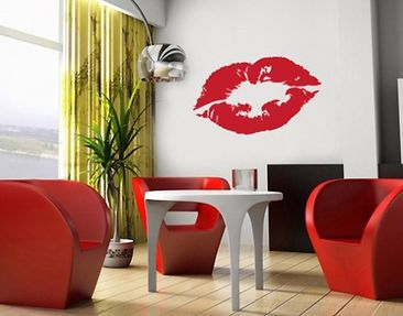 Product picture Wall Decal no.NH40 kiss