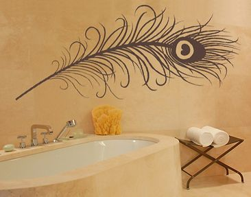 Product picture Wall Decal no.SF574 feather 2
