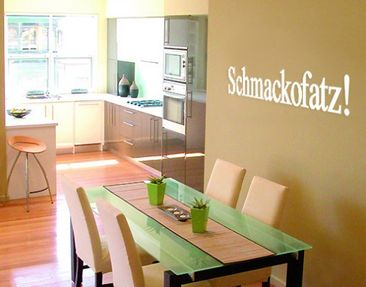 Produktfoto Wall Decal no.SF221 Schmacko