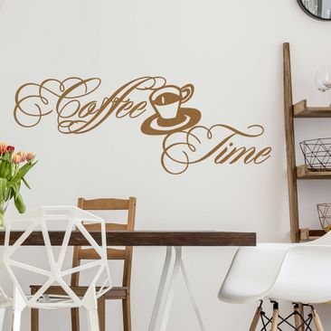 Product picture Wall Decal no.SF320 coffee time 6