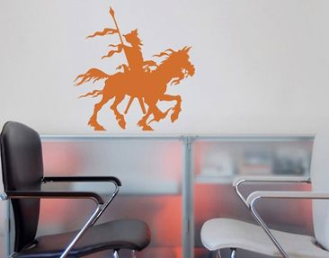 Produktfoto Wall Decal no.SF135 Don Quichote