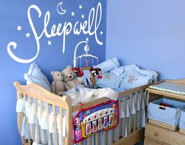 Product picture Wall Decal no.BR136 sleep well