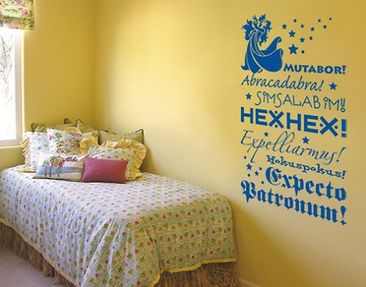 Produktfoto Wall Decal no.SF235 magic mottoes