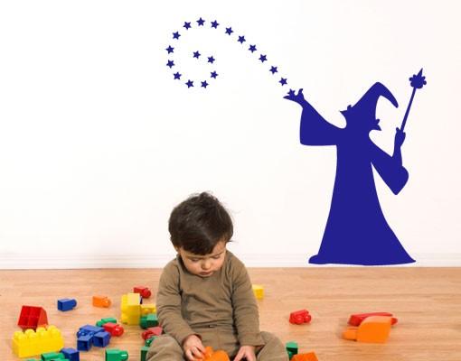 Immagine del prodotto Adesivo murale no.NH41 magician