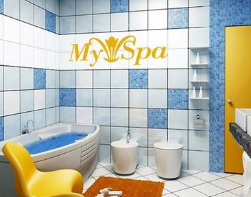 Product picture Wall Decal no.UL127 my spa
