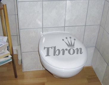 Produktfoto Wall Decal no.UL172 Thron