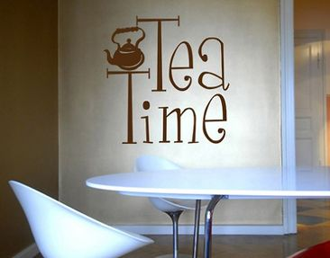 Product picture Wall Decal no.BR145 Teatime