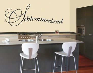 Product picture Wall Decal no.UL153 Schlemmerland