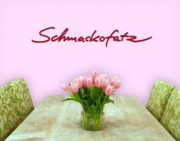 Produktfoto Wall Decal no.SF287 Schmackofatz