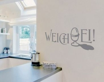 Produktfoto Wall Decal no.SF261 Weichei