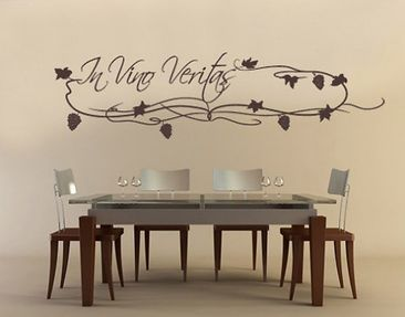 Produktfoto Wall Decal no.AU13 in vino