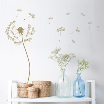 Produktfoto Wall Decal no.252 dandelion