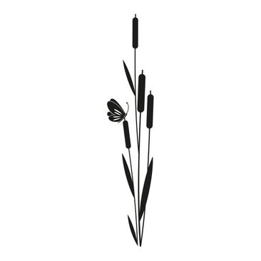 Product picture Wall Decal no.30 reed