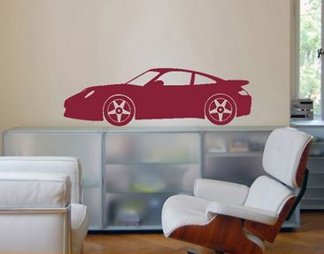 Product picture Wall Decal no.347 Porsche