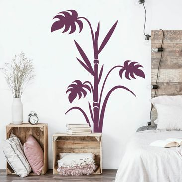Produktfoto Wall Decal no.359 bamboo fern