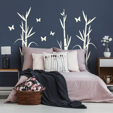 Product picture Wall Decal no.75 Bamboo