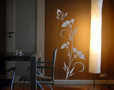 Produktfoto Wall Decal no.80 floret