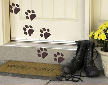 Produktfoto Wall Decal no.87 shake a paw!