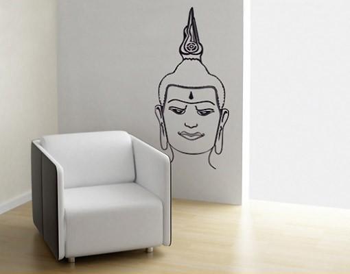 Immagine del prodotto Adesivo murale no.BR139 Buddha