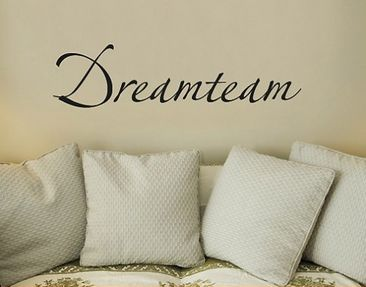 Product picture Wall Decal no.SF303 Dreamteam