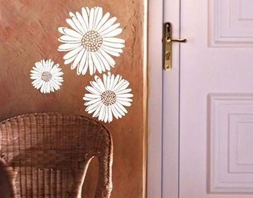 Product picture Wall Decal no.UL140 Daisy