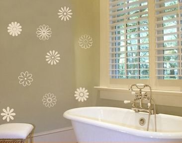 Produktfoto Wall Decal no.132 nine blossoms