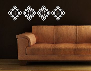 Produktfoto Wall Decal no.134 indian juwels