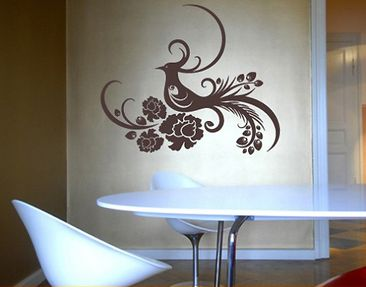 Product picture Wall Decal no.107 peacock eye
