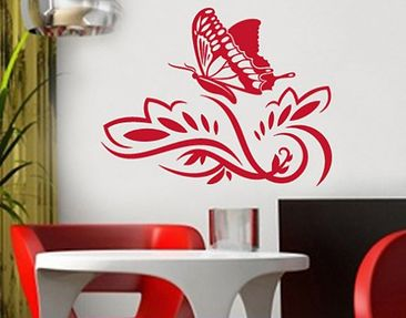 Product picture Wall Decal no.45 butterfly