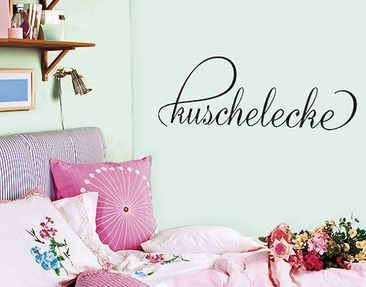 Product picture Wall Decal no.SF378 Kuschelecke