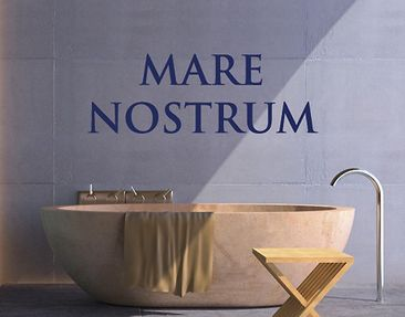 Produktfoto Wall Decal no.SF430 mare nostrum