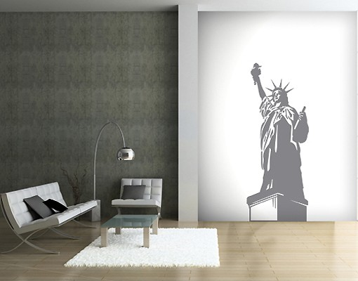 Immagine del prodotto Adesivo murale no.SF406 the Statue of Liberty