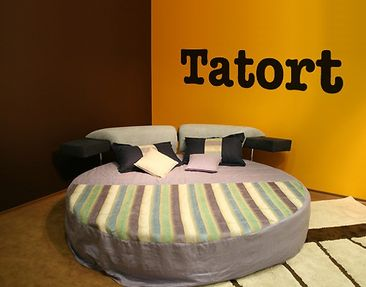 Product picture Wall Decal no.SF429 Tatort