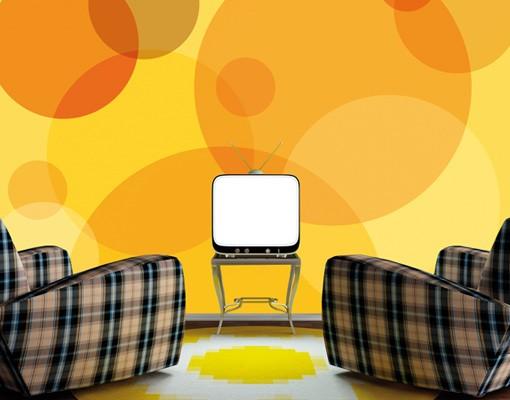Produktfoto Mustertapete selbstklebend - Caribbean Lounge