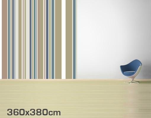 Immagine del prodotto Carta da parati adesiva - SuperStripes