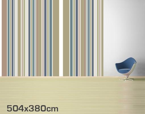 Produktfoto Selbstklebende Tapete - Fototapete SuperStripes