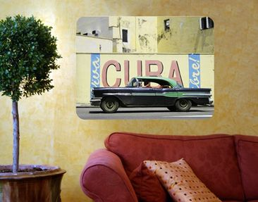 Product picture Wall Mural Show Me Cuba