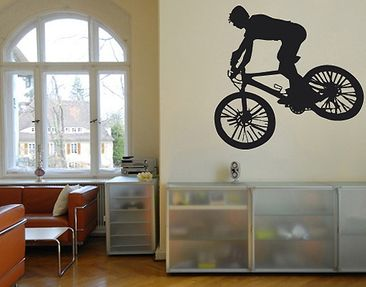 Product picture Wall Decal no.UL242 Biker