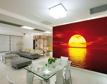 Produktfoto Photo Wall Mural Fantastic Sunset