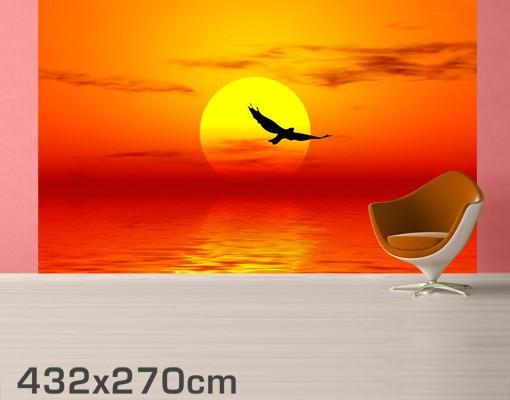 Immagine del prodotto Carta da parati adesiva - Fabulous Sunset