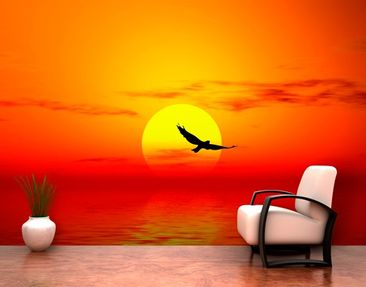 Produktfoto Photo Wall Mural Fabulous Sunset