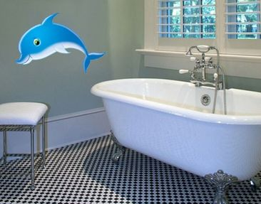 Produktfoto Wall Decal no.15 Dolphin