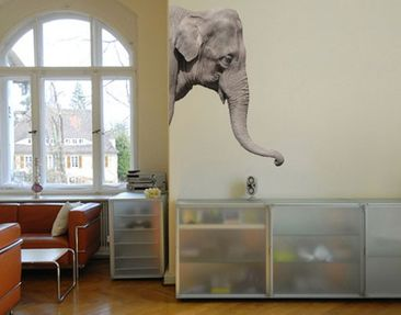 Product picture Wall Decal no.3 Elephant