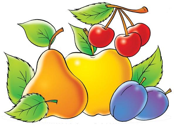 Produktfoto Wandtattoo No.16 Früchte