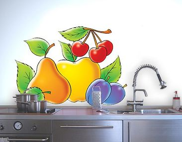 Product picture Wall Decal no.16 Fruits
