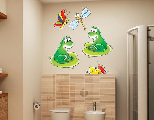 Immagine del prodotto Adesivo murale no.14 Frog In Concert